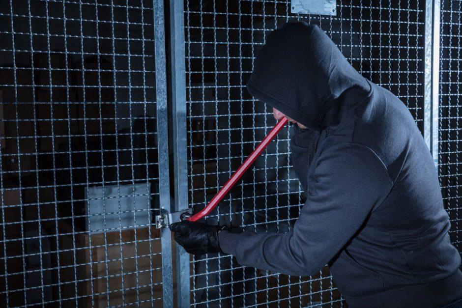 工具を盗難被害から守る